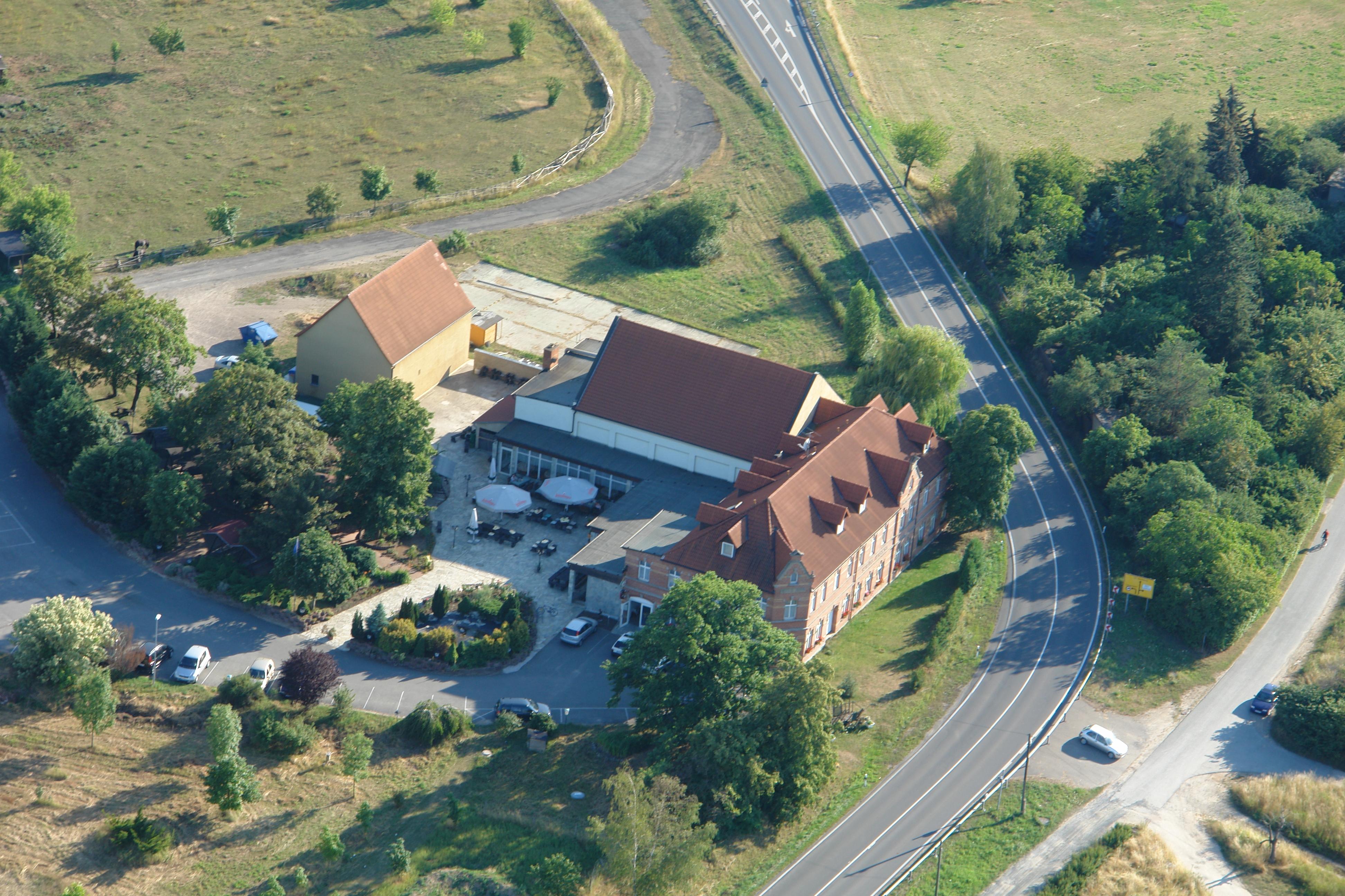 Hotel Schone Aussicht Leissling Ortsteil Der Stadt Weissenfels